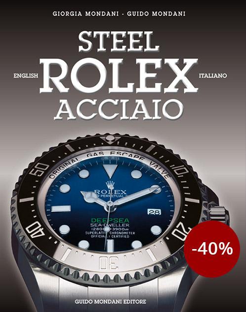 Rolex Acciaio - Steel