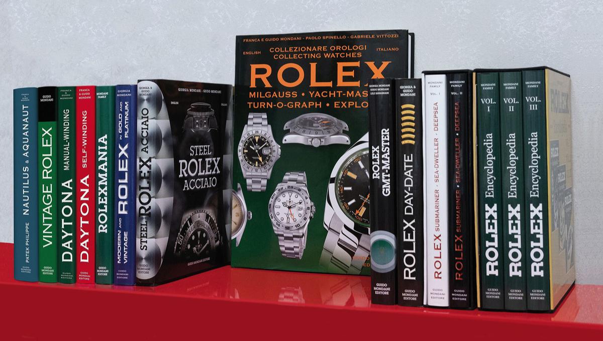 Mondani Books - Libri Mondani - Rolex - Patek Philippe