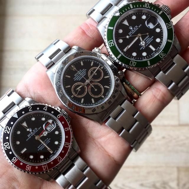 Compro-Vendo Rolex