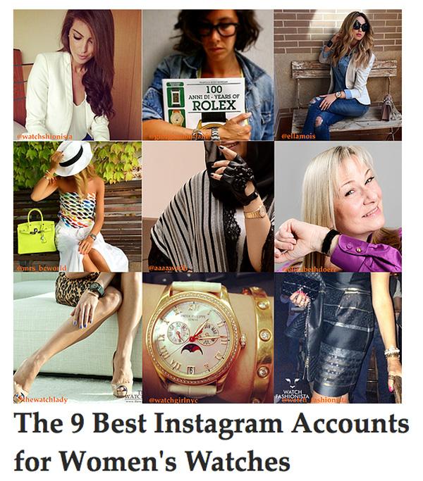 Giorgia Mondani ha uno dei 9 migliori account su instagram