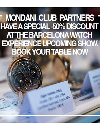SCONTO AL BARCELONA WATCH