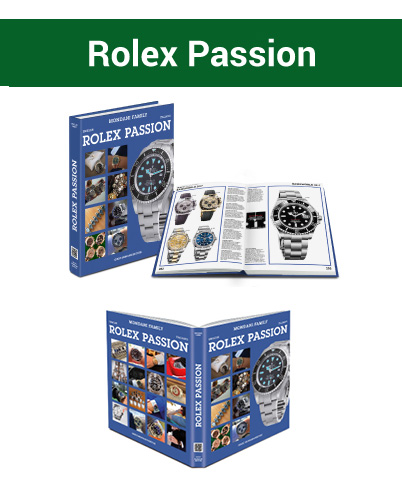 Rolex Passion è ora disponibile
