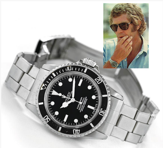 Rolex Steve McQueen